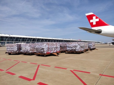 COVID19 - Swiss WorldCargo performs more all cargo flights