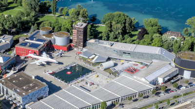 LOGISTICS 2020 in Lucerne